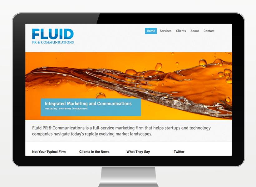 Fluid PR