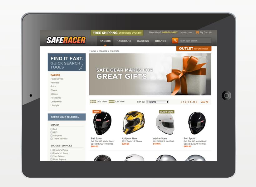 SafeRacer